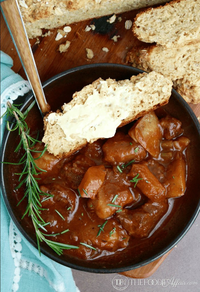 Beef Stout Stew