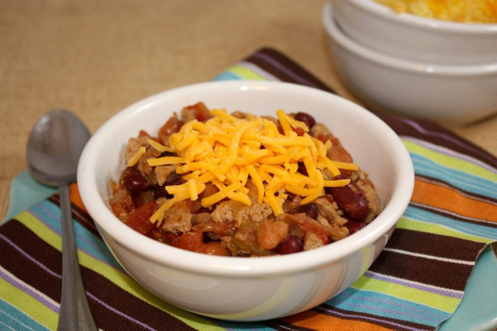 Super-Good Chili with Beer