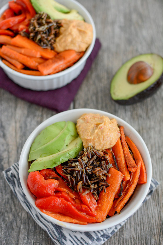 Wild Rice Power Bowl