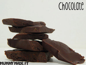 Chocolate (Dairy and Processed Sugar Free)