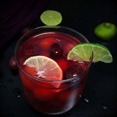Grape Limeade