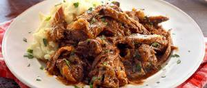 Paleo Slow-Cooked Italian Pot Roast Recipe