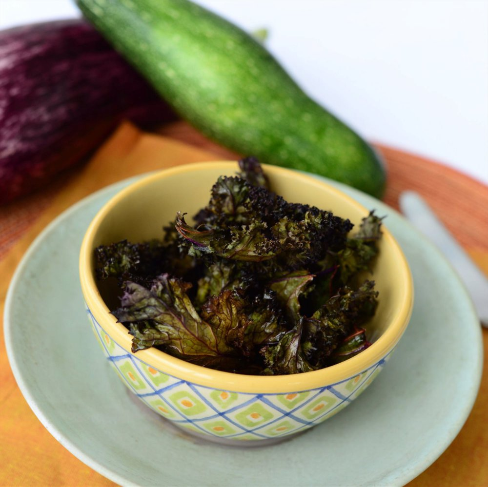 Isabel's Kale Chips