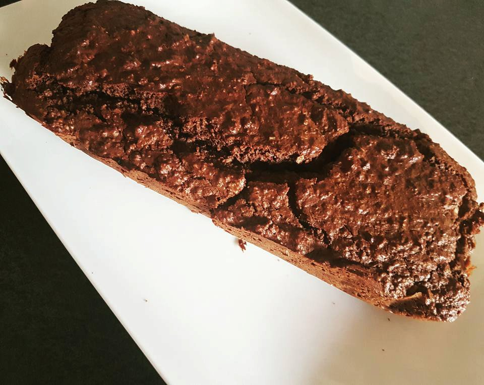 healthy chocoladecake