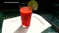 Watermelon Refresher Drink