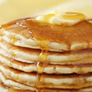 The best (and easiest!) pancake recipe