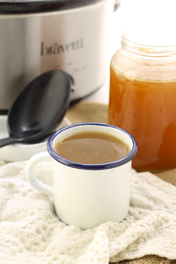 How To Make Bone Broth In Your Slow Cooker