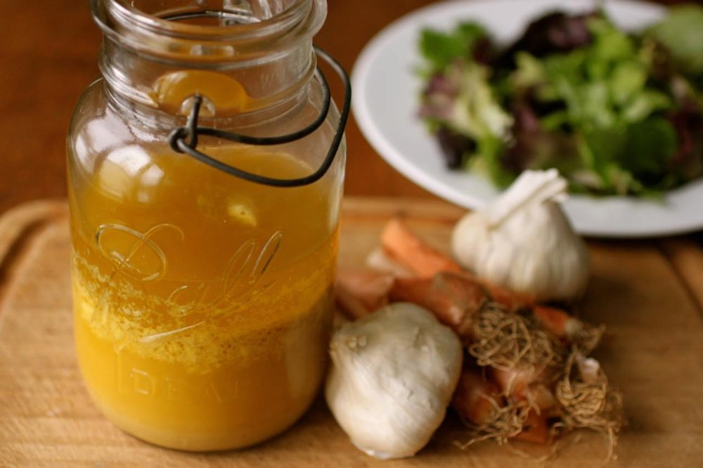 Five-Ingredient Salad Dressing - Our New Favorite