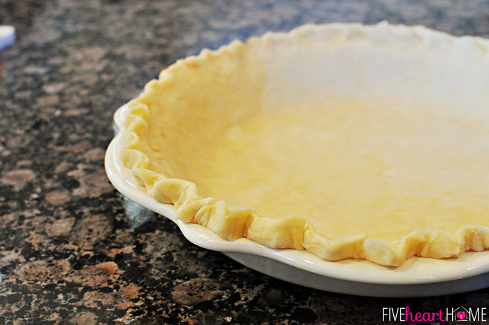 Fool-Proof Flaky Butter Pie Crust