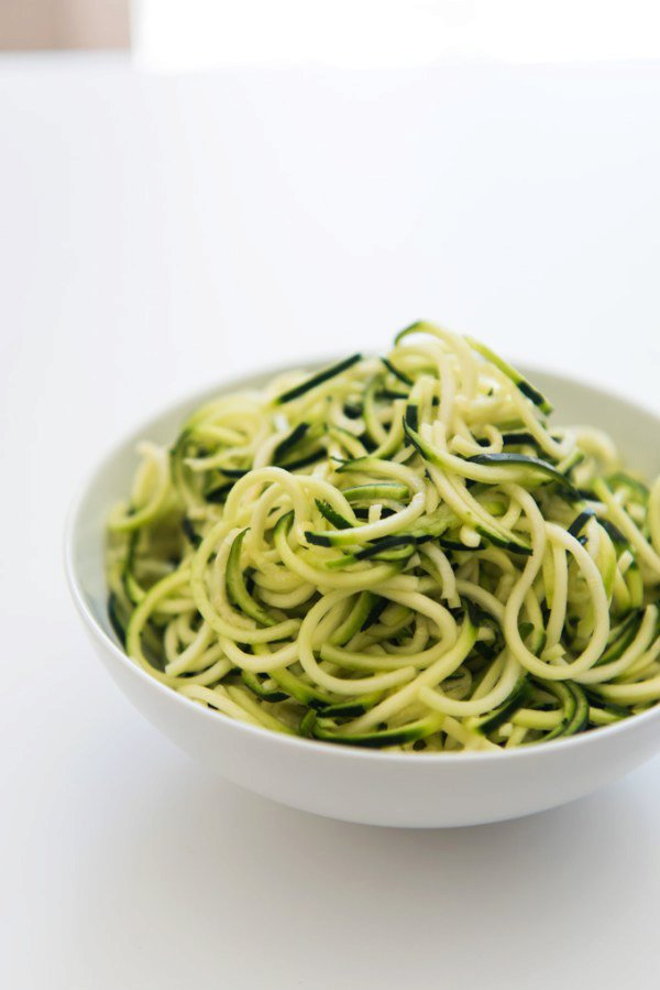Zucchini Noodles (aka Zoodles)