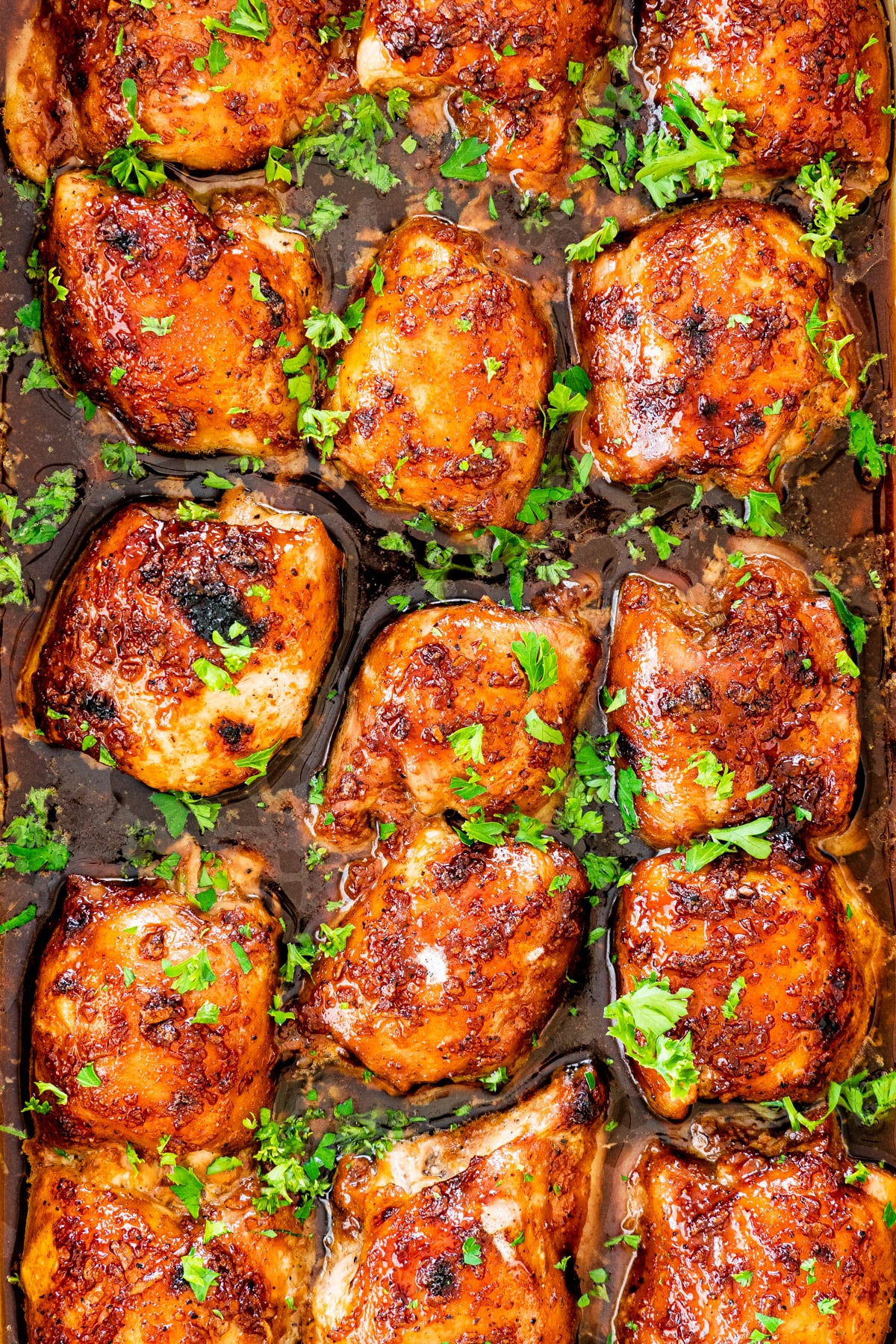 Brown Sugar Garlic Chicken
