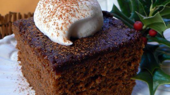 Favorite Old Fashioned Gingerbread