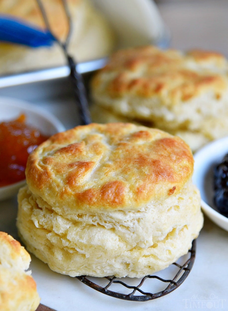 Perfect Homemade Biscuits