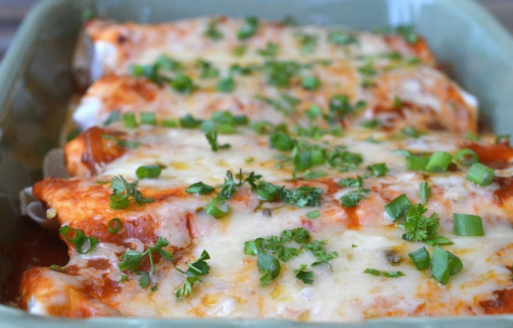 Recipe for Beef Enchiladas (To Die For!!)