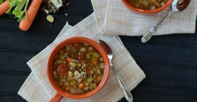 Slow Cooker Winter Minestrone