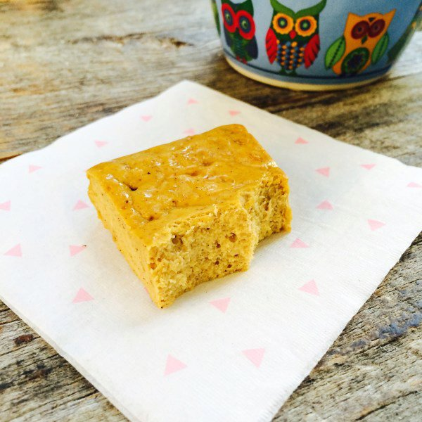 Low Carb Pumpkin Protein Bars