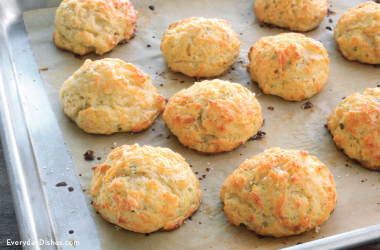Asiago Cheese Scones Recipe