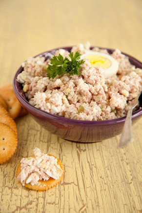 Ham Salad                Recipe by Paula Deen