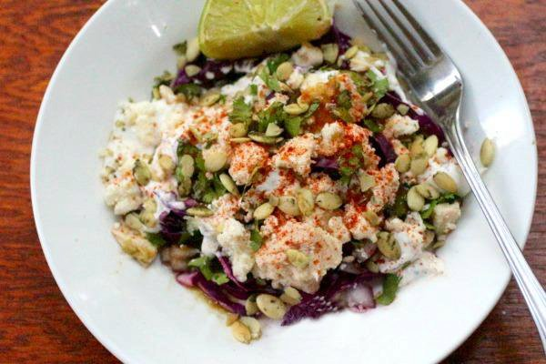 Southwestern Tuna Salad for a Unique Low Carb Lunch