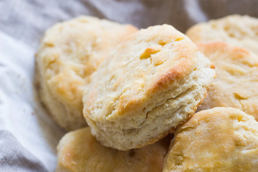 Fool Proof Fluffy biscuits