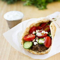 Homemade Gyros