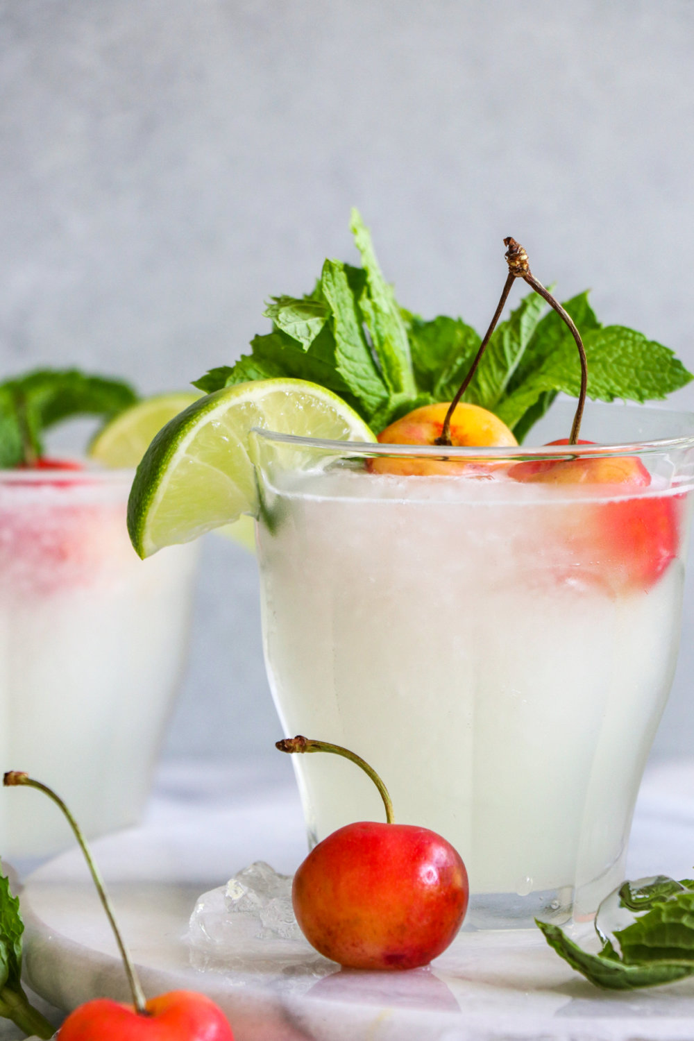 Mint Limeade and Recipe Video!
