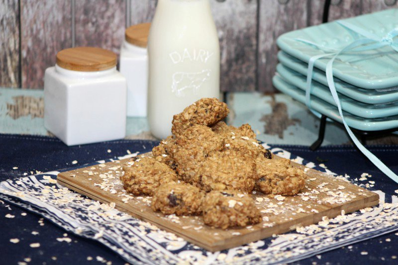 Easy Healthy Breakfast Cookie
