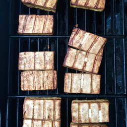Simplest Grilled (or broiled) Tofu