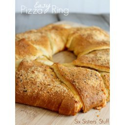 Easy Pizza Ring