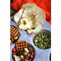 Homemade Apple Chip Trail Mix