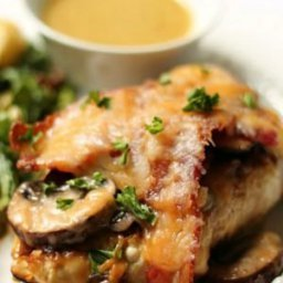 Outback Steakhouse Alice Springs Chicken and Honey Mustard Recipe