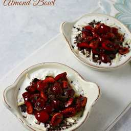 Learning About #TheOriginalSuperfood And A Chocolate Cherry Almond Bowl Recipe