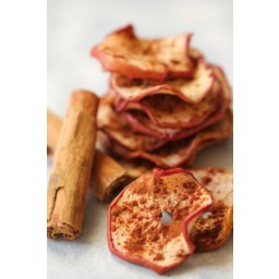 Baked Cinammon Apple Crisps Recipe