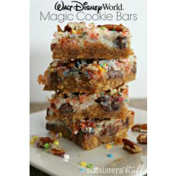 Disney World's Magic Cookie Bar