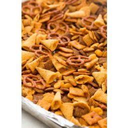 Smoky Cheddar Chex Party Mix