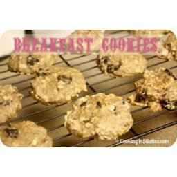 Cookies for Breakfast – Why Not!