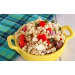 Lemon Basil Couscous Salad