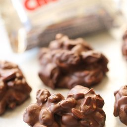 Copycat Chunky Bar Clusters