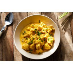 Keto Chicken Curry (Creamy Low Carb)