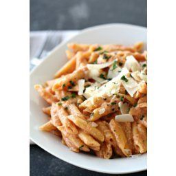 Instant Pot Cheesy Penne Pasta