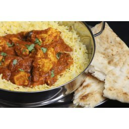 Chicken Curry (Indian Style)