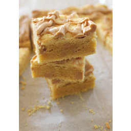 Cake Mix Reese's Chip Cookie Bars