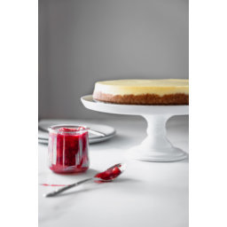 Classic Cheesecake Without A Water Bath