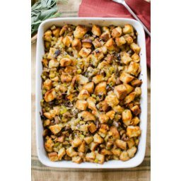 Sourdough Thanksgiving Stuffing