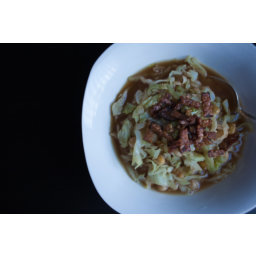 Ginger Cabbage Soup