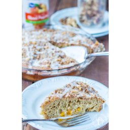 Country Peach Coffee Cake
