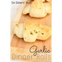 Garlic Dinner Rolls Recipe