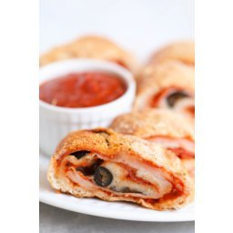 Cheesy Pizza Roll