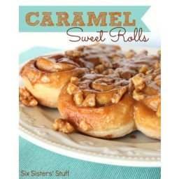 Quick Caramel Sweet Rolls Recipe