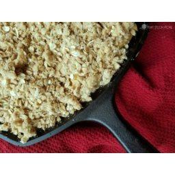 Easy Baked Apple Crumble Recipe